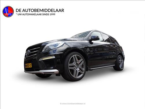 Mercedes M klasse ML 63 AMG