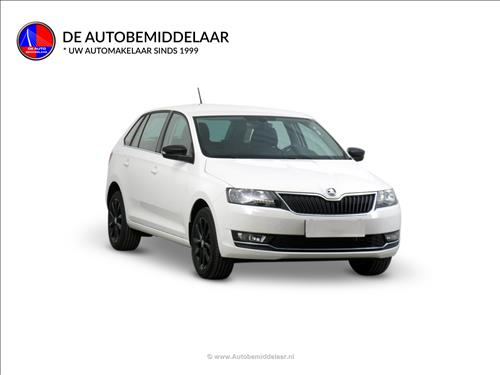Skoda Rapid 1.0 TSI Spaceback