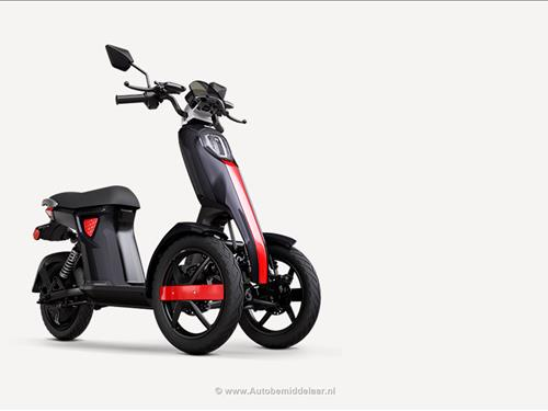 Electrische Scooter Step E Scooter iTango